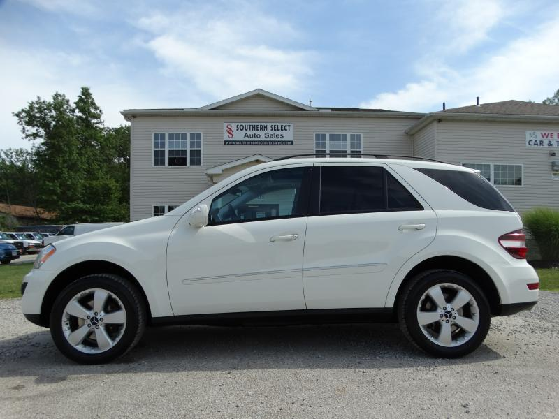 2009 MERCEDES-BENZ ML 350