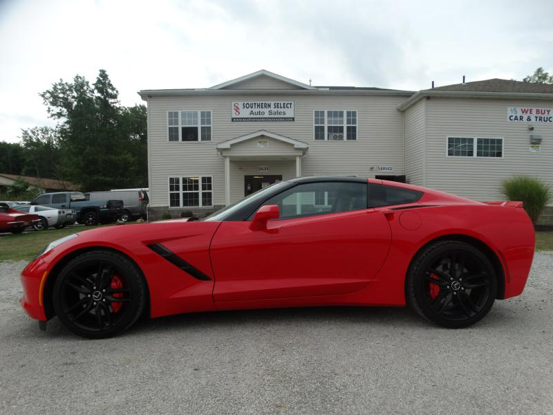 2015 CHEVROLET CORVETTE STINGRAY