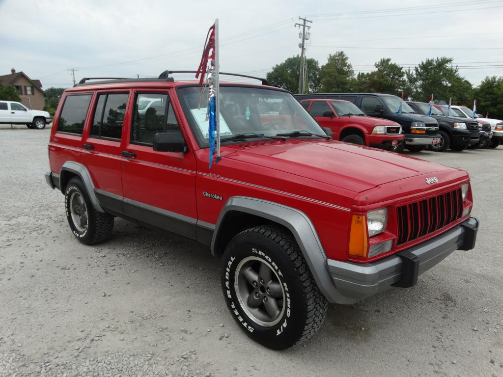 1996 jeep country