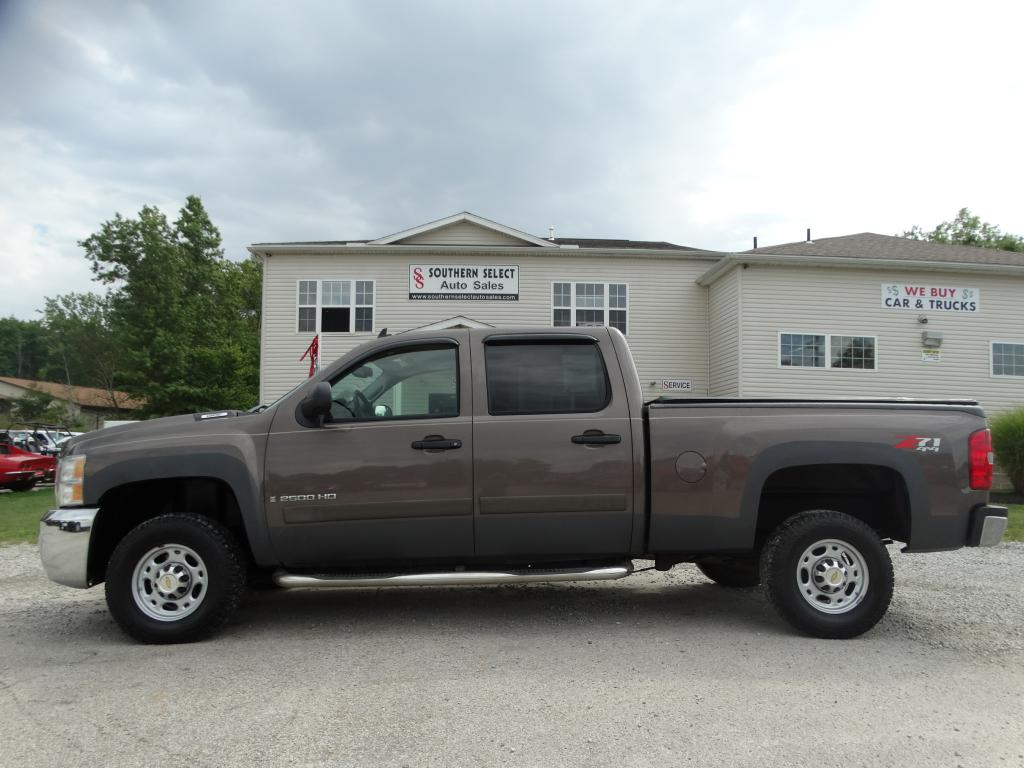 2007 CHEVROLET SILVERADO 2500  HEAVY DUTY