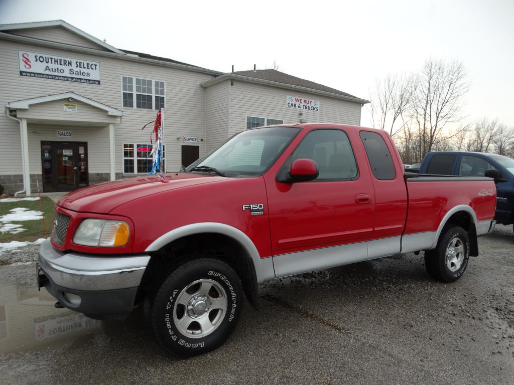2002 Ford F150 For Sale >> 2002 Ford F150 For Sale In Medina Oh Southern Select Auto