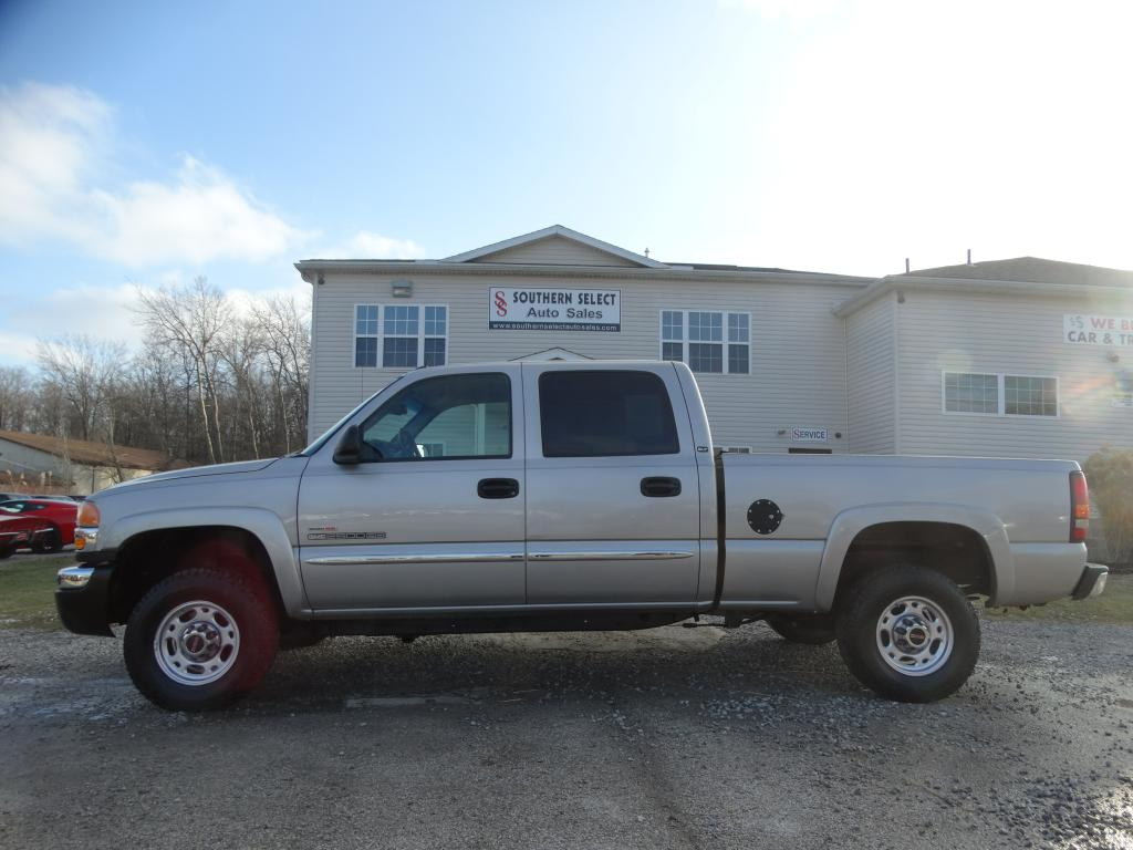 2005 GMC SIERRA 2500 HEAVY DUTY