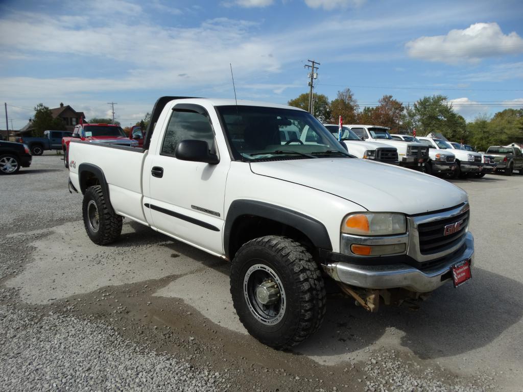Edmunds Car Appraisal >> 2004 GMC SIERRA 2500 HEAVY DUTY for sale in Medina, OH | Southern Select Auto Sales