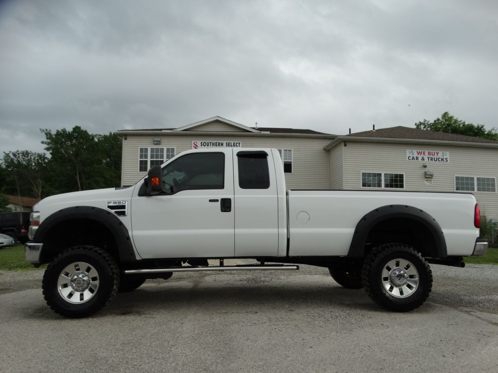 2008 FORD F350 SRW SUPER DUTY