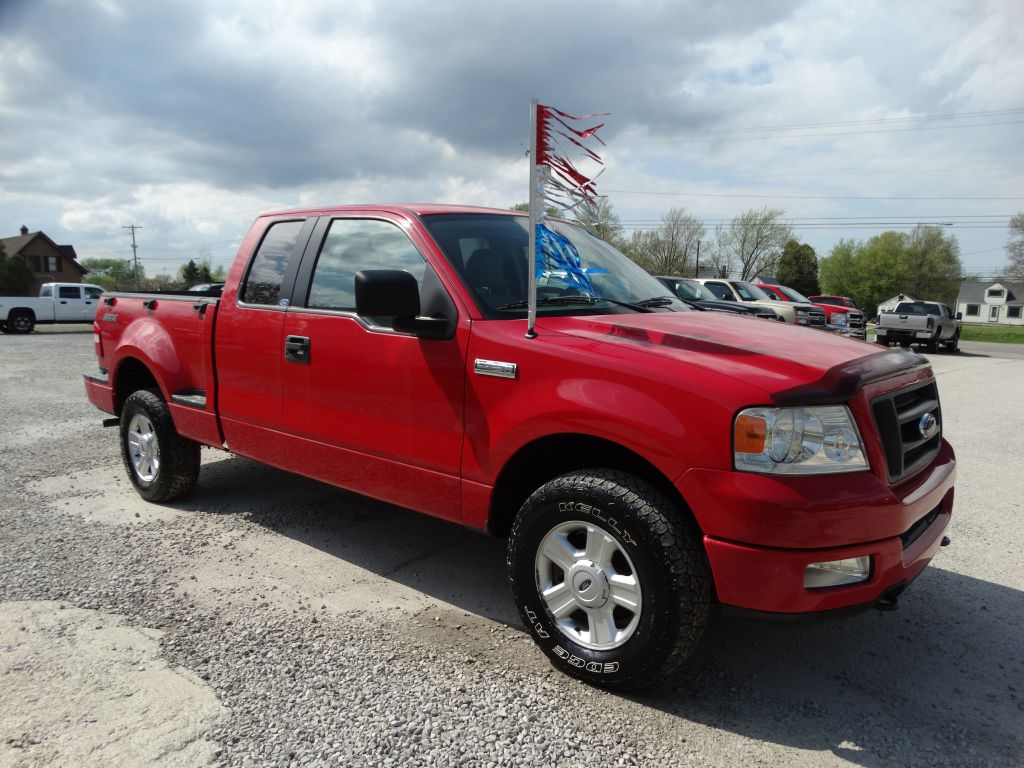 2005 ford f150 for sale in medina oh southern select auto sales