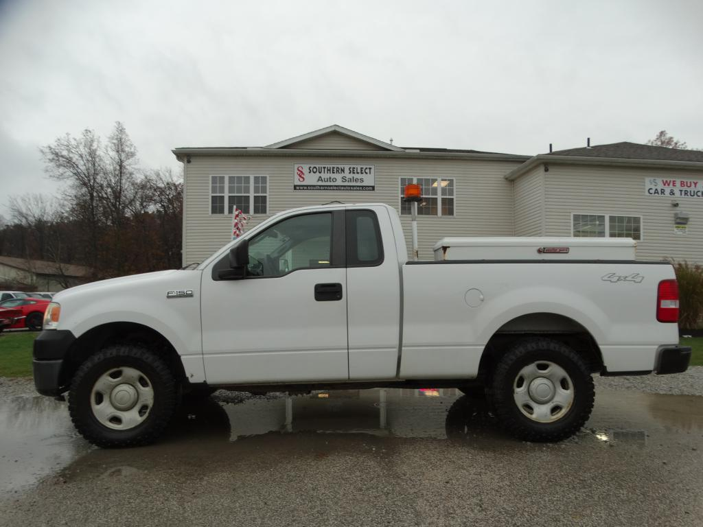 2007 FORD F150