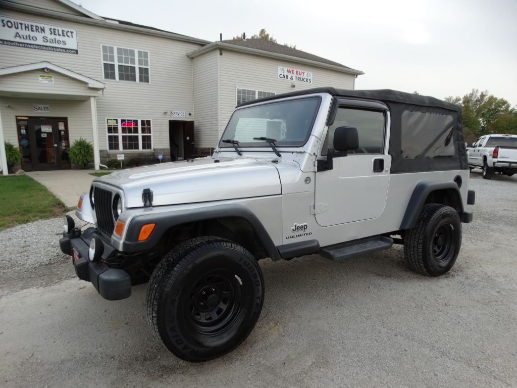 2005 Jeep Wrangler Tj Unlimited For Sale In Medina Oh Southern Select Auto Sales