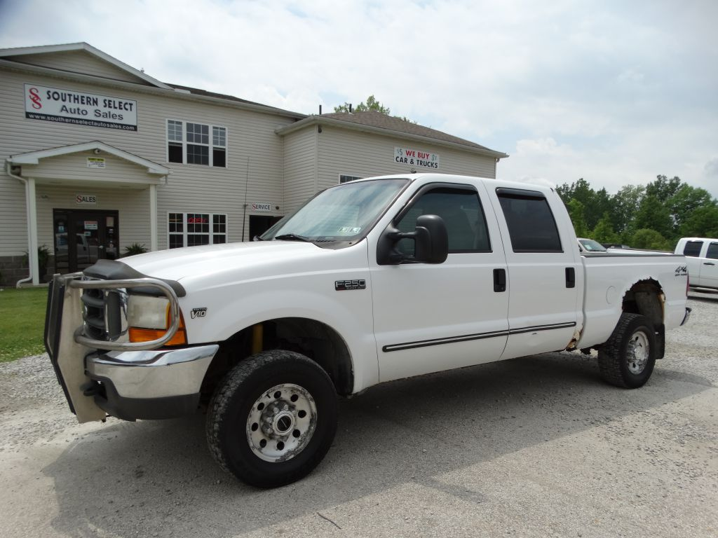 2000 Ford F250 Super Duty For Sale In Medina Oh Southern Select Internet Price 3995