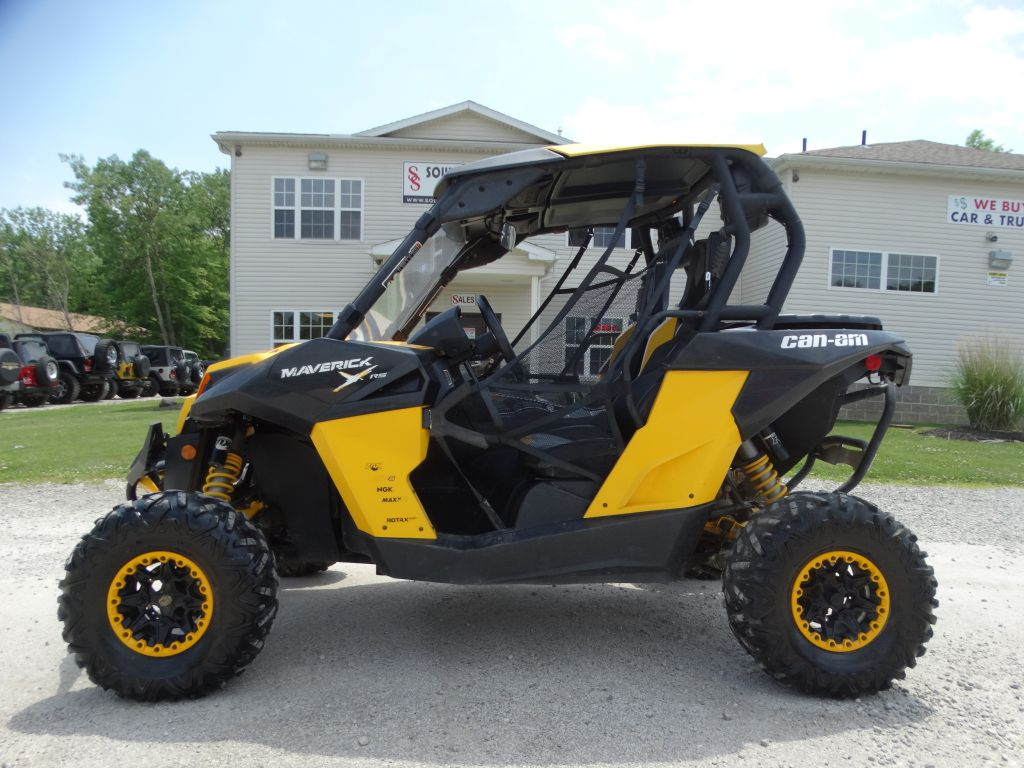 2013 CAN AM MAVERICK 1000R
