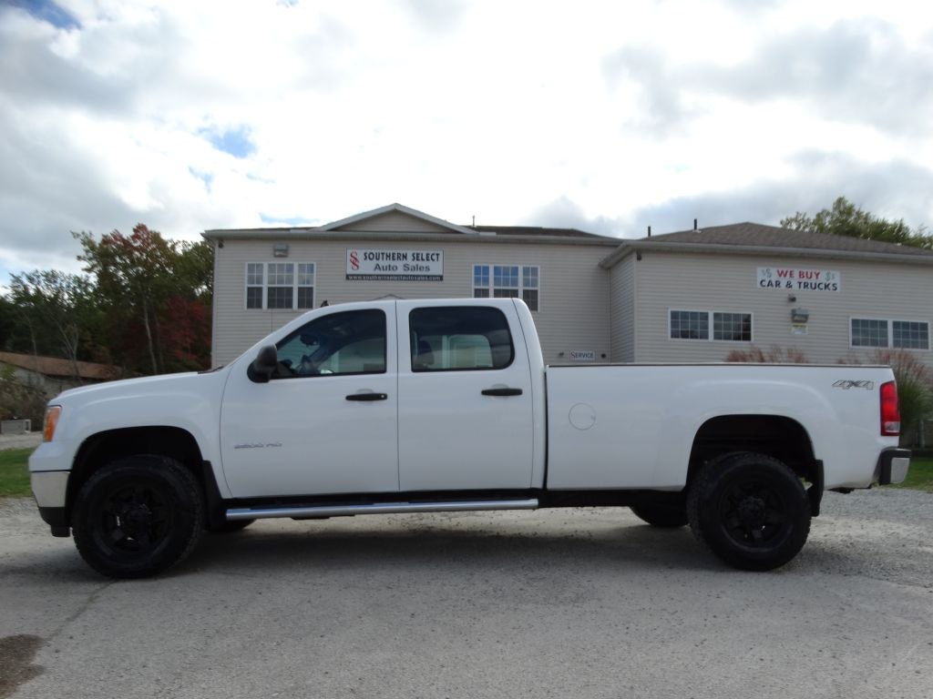 2014 GMC SIERRA 2500 HEAVY DUTY