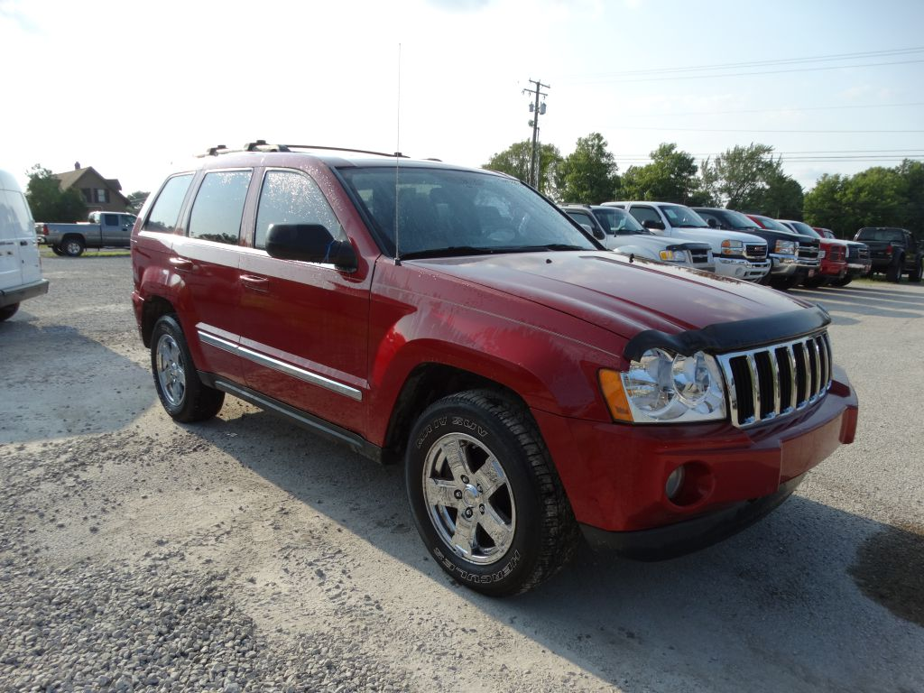 2005 Jeep Grand Cherokee Limited For Sale In Medina Oh Southern Select Auto Sales