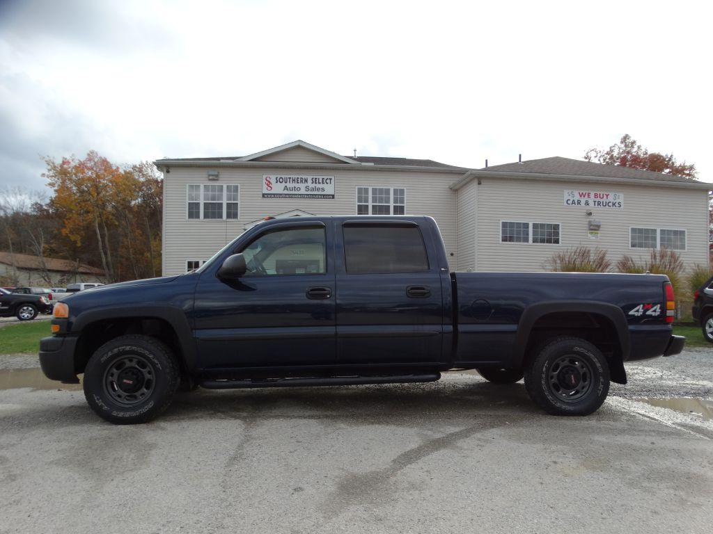 2005 GMC SIERRA 1500 HEAVY DUTY