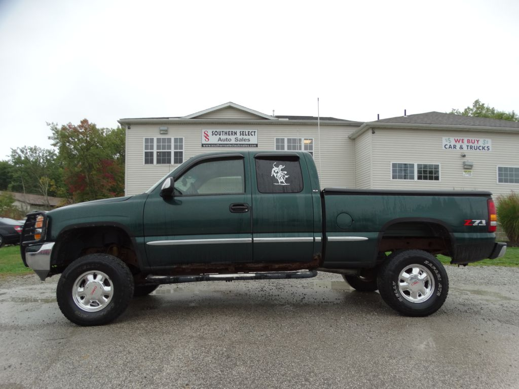2002 GMC NEW SIERRA 1500