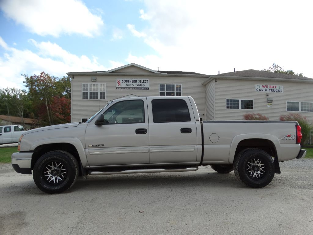 2006 CHEVROLET SILVERADO 1500  HEAVY DUTY