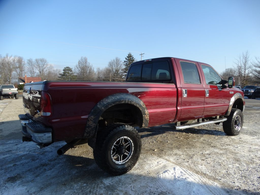 2006 Ford F250 Super Duty For Sale In Medina  Oh