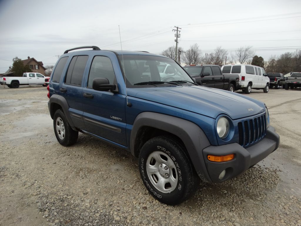 Edmunds Car Appraisal >> 2004 JEEP LIBERTY SPORT for sale in Medina, OH | Southern Select Auto Sales