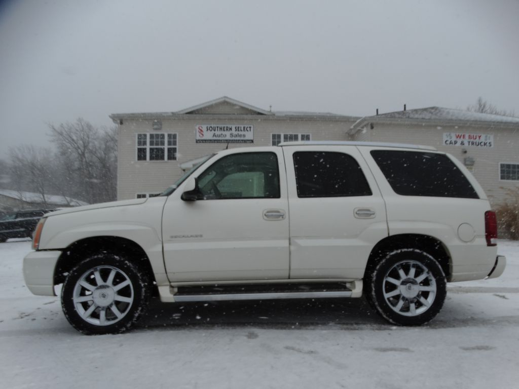 2005 CADILLAC ESCALADE LUXURY