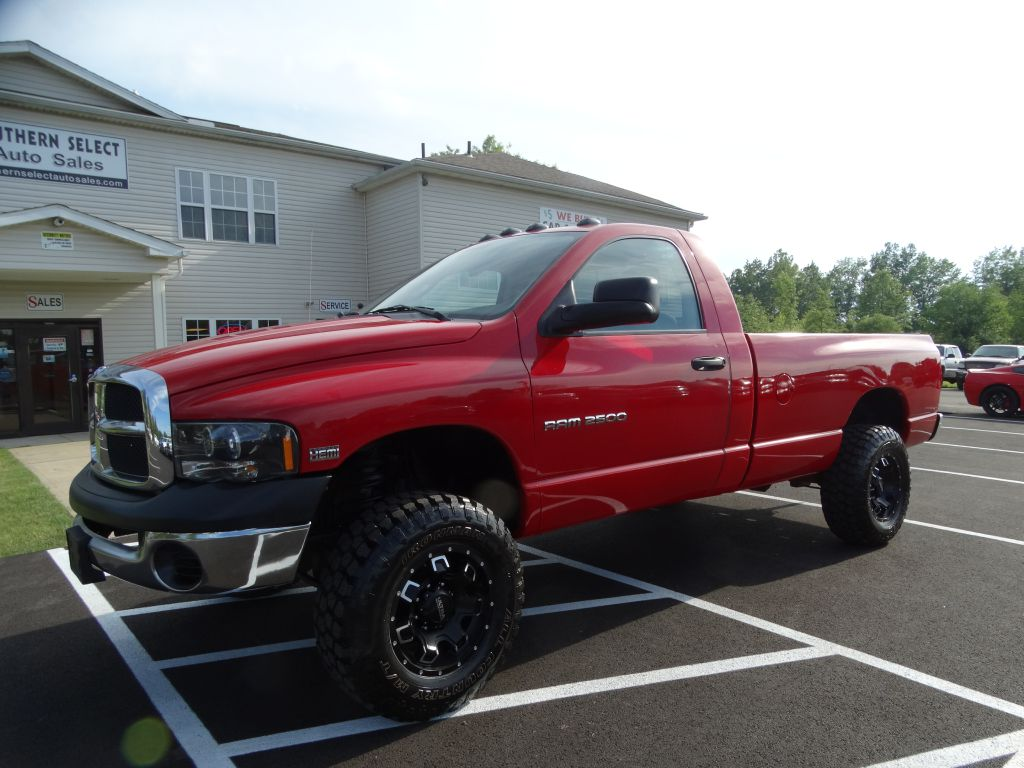 2003 Dodge Ram 2500 St For Sale In Medina Oh Southern Select Auto Sales