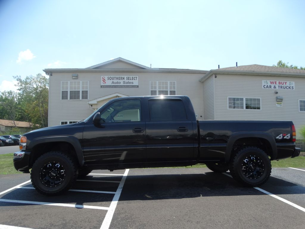 2006 GMC SIERRA 1500 HEAVY DUTY