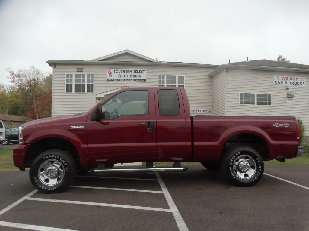 2007 FORD F250 SUPER DUTY