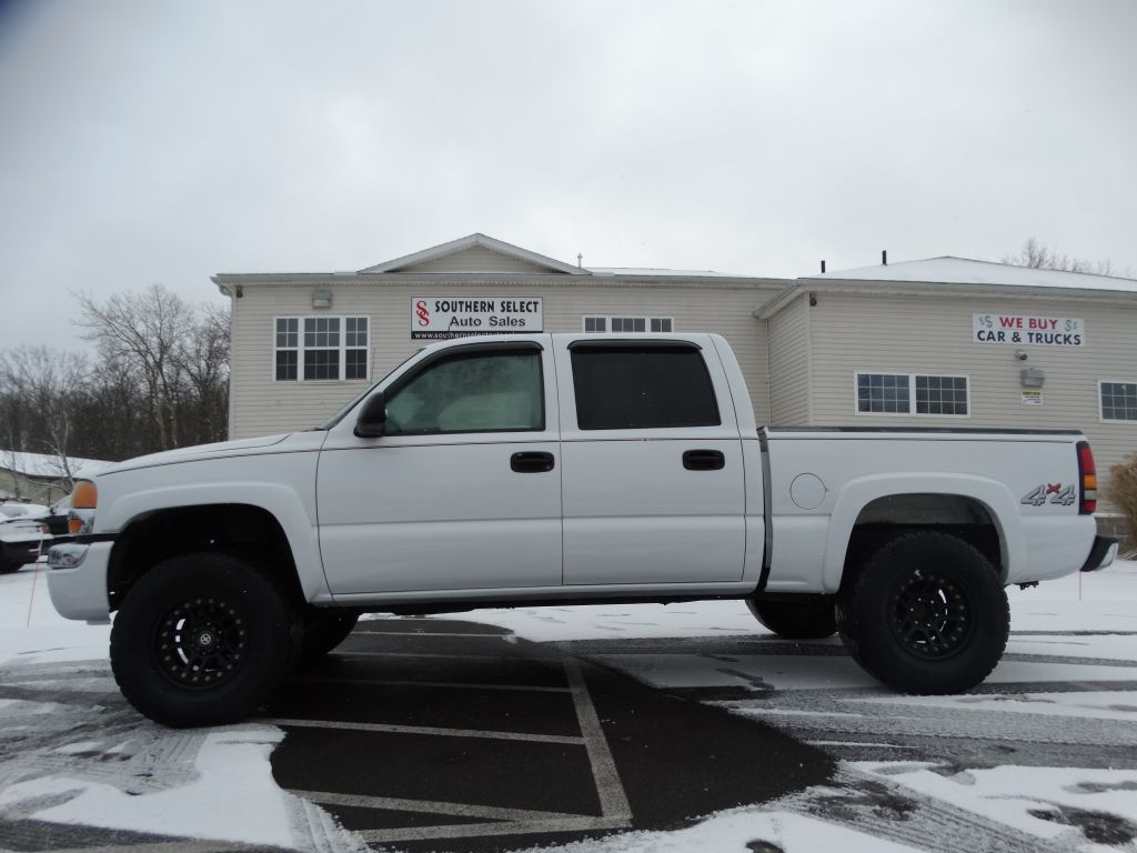 2005 GMC NEW SIERRA 1500