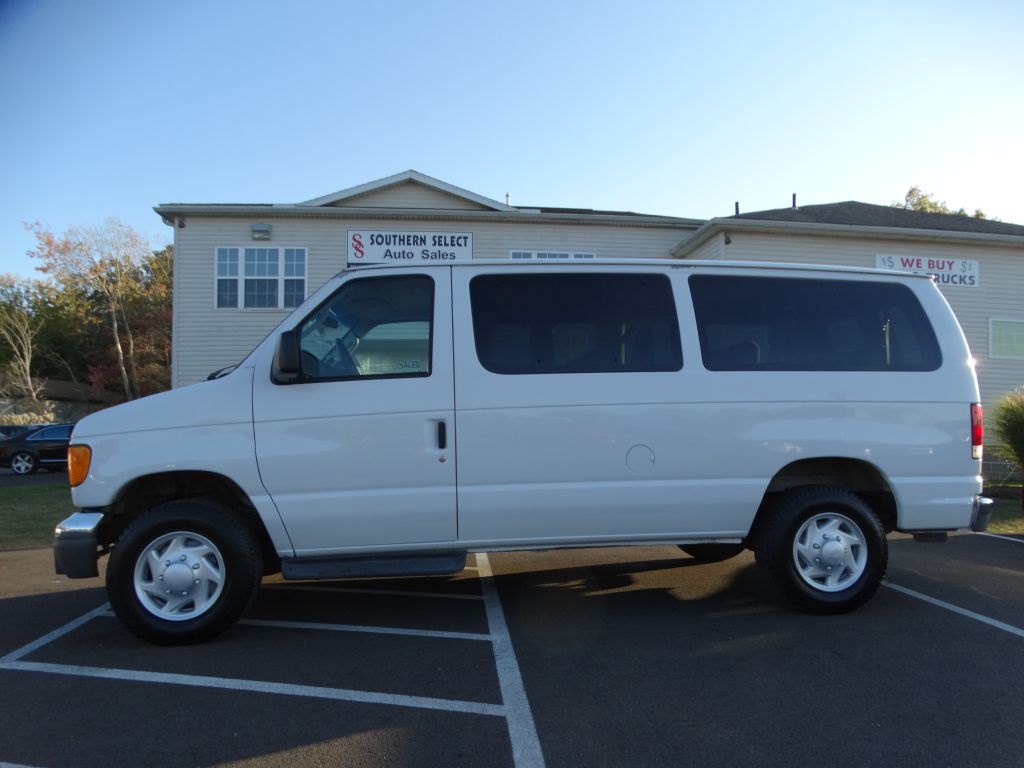 2006 FORD ECONOLINE E350 SUPER DUTY WAGON