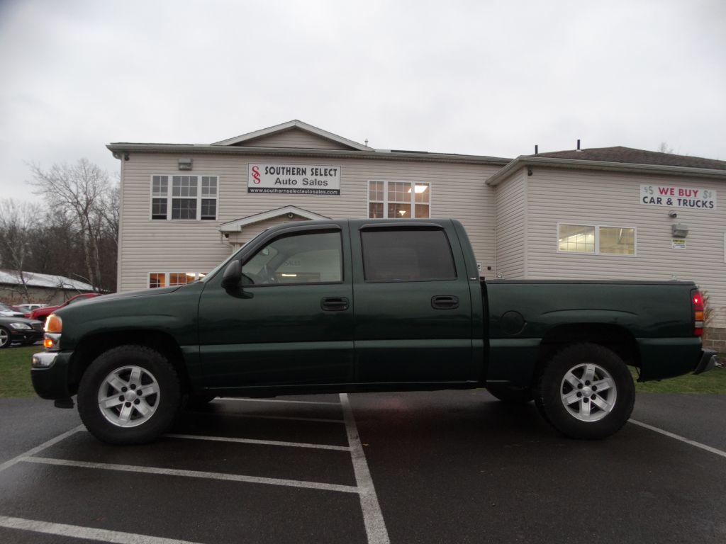 2005 GMC NEW SIERRA 1500
