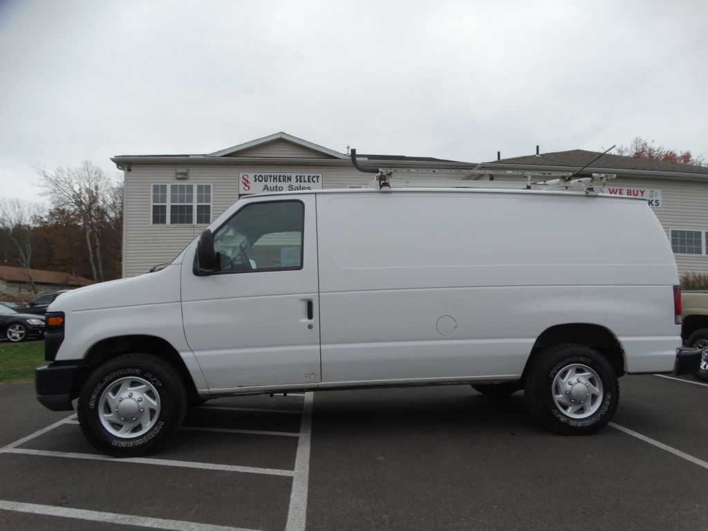2011 FORD ECONOLINE E350 SUPER DUTY VAN