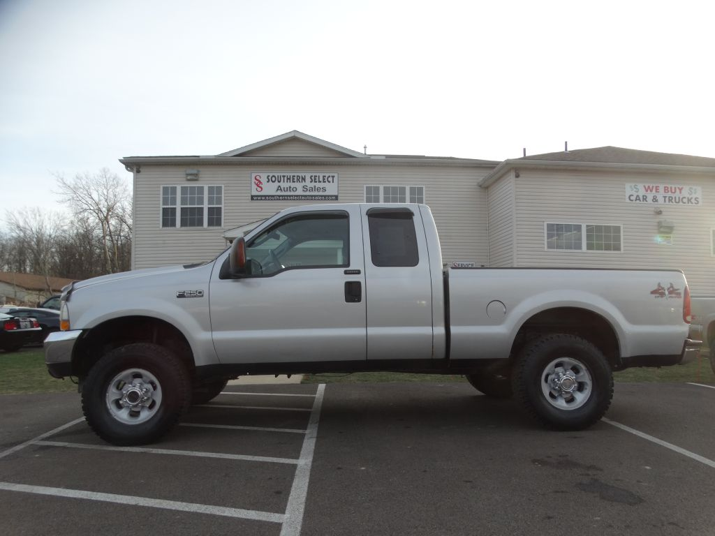 2004 FORD F250 SUPER DUTY