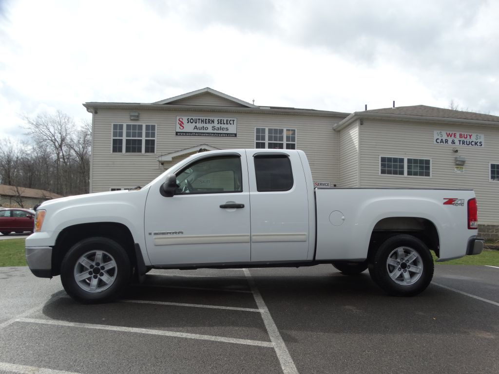 2007 GMC NEW SIERRA 1500
