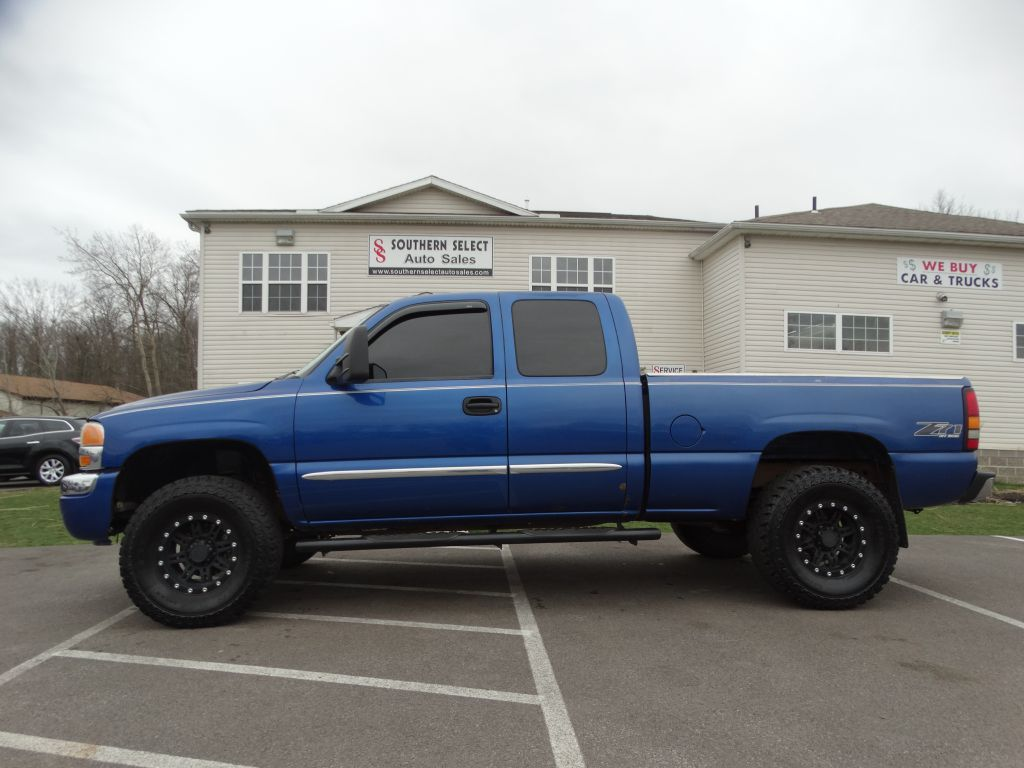 2004 GMC NEW SIERRA 1500