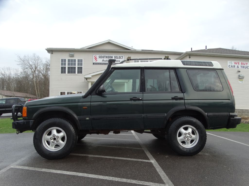 1999 LAND ROVER DISCOVERY II