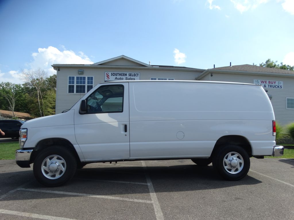 2014 FORD ECONOLINE E350 SUPER DUTY VAN