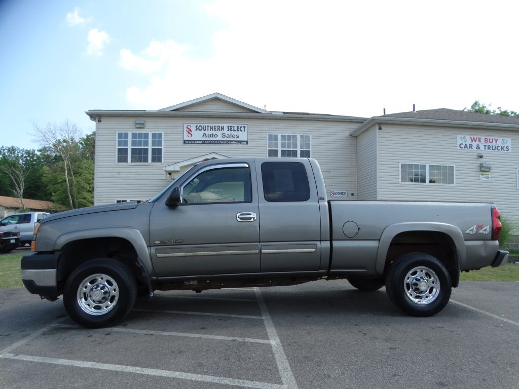 2006 CHEVROLET SILVERADO 2500 HEAVY DUTY