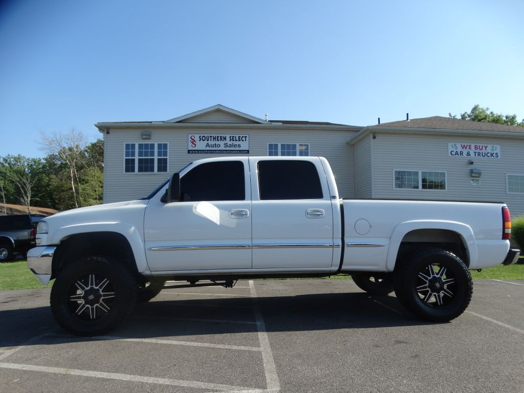 2002 GMC SIERRA 1500 HEAVY DUTY