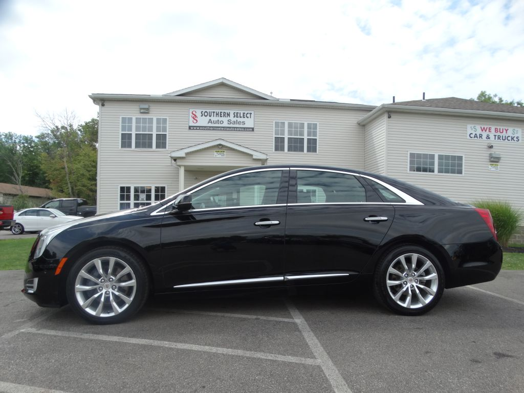 2015 CADILLAC XTS LUXURY COLLECTION