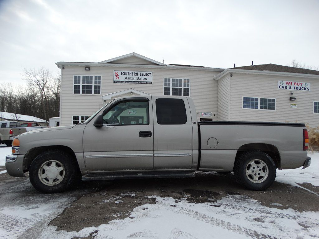 2003 GMC NEW SIERRA 1500