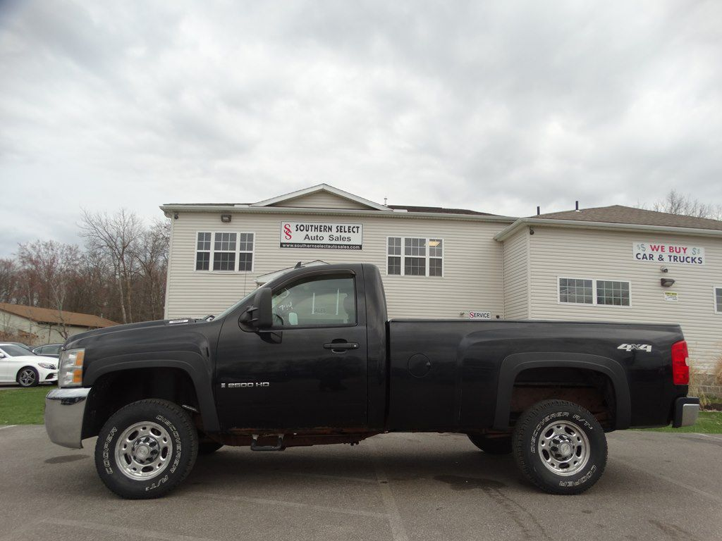 2009 CHEVROLET SILVERADO 2500 HEAVY DUTY