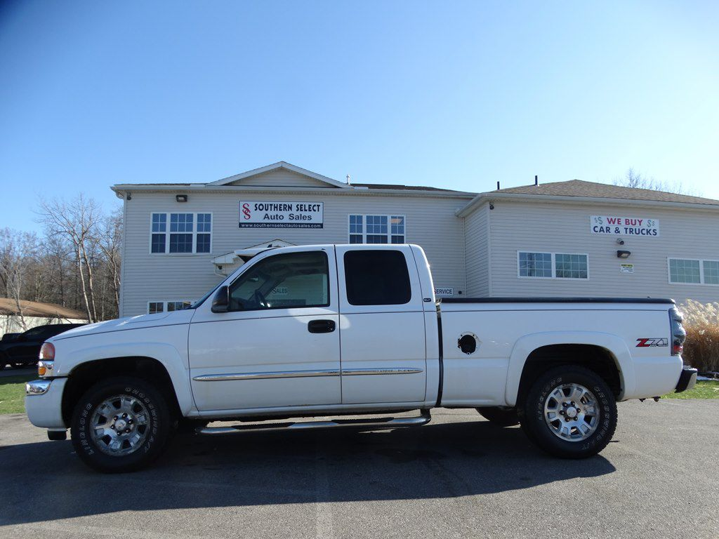 2006 GMC NEW SIERRA 1500