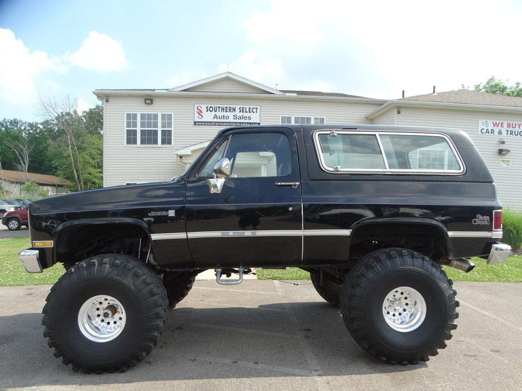 1983 GMC JIMMY K1500