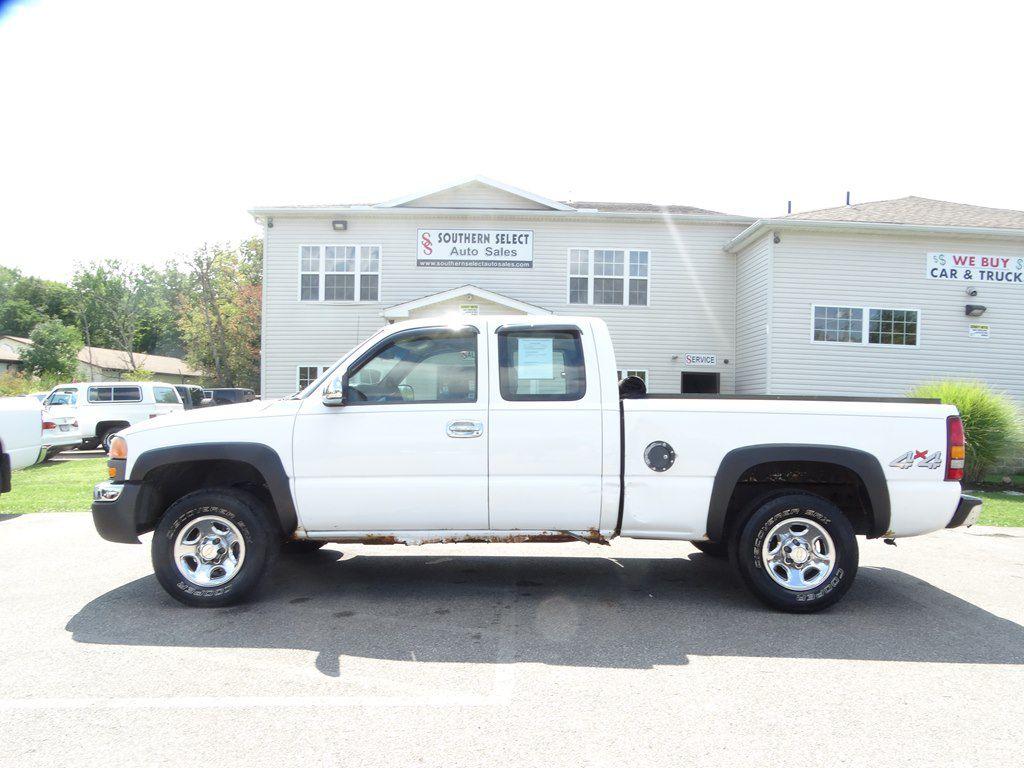 2003 GMC NEW SIERRA 1500