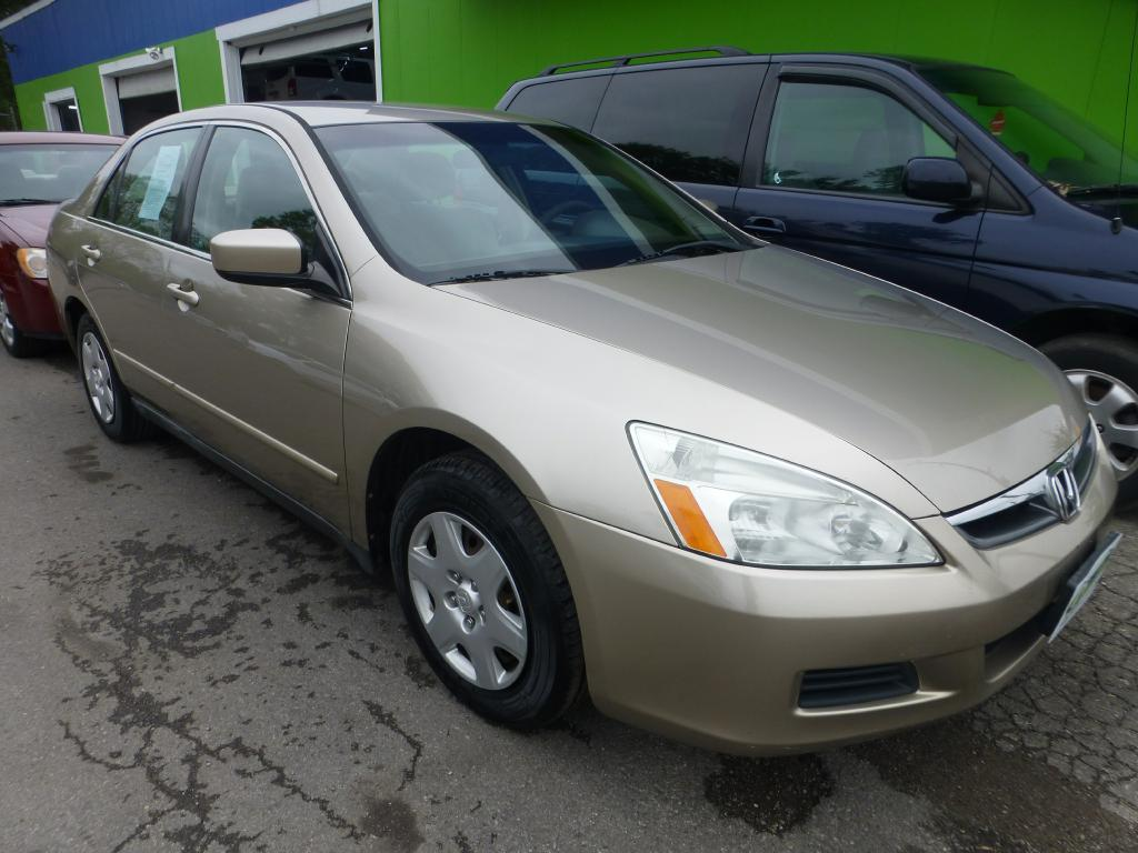 2006 HONDA ACCORD 3HGCM56456G710395 Pronto Auto Sales