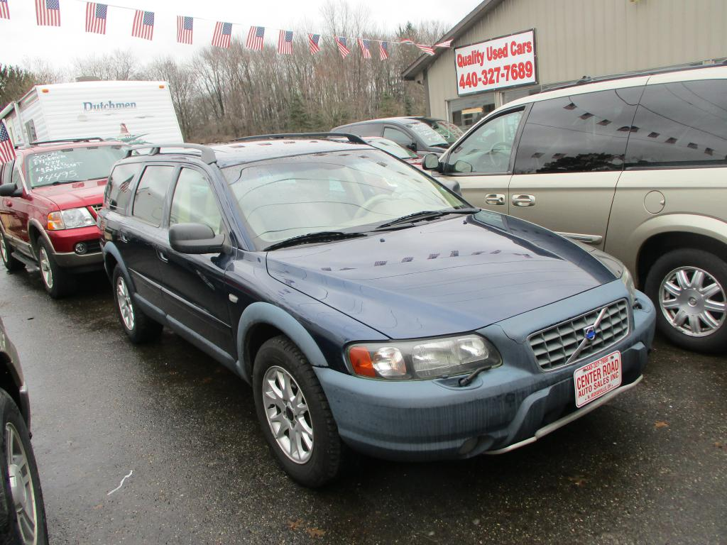 2004 VOLVO XC70 YV1SZ59H241135155 CENTER ROAD AUTO SALES, INC.