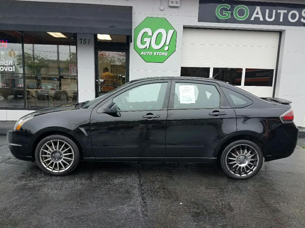 2010 FORD FOCUS **ZERO DOWN BAD CREDIT OK** for sale at GO! Auto Store