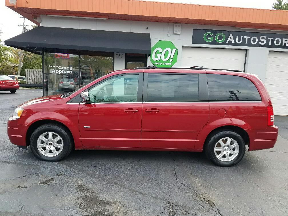 2008 CHRYSLER TOWN & COUNTRY **NO CREDIT SCORE NEEDED** for sale at GO! Auto Store