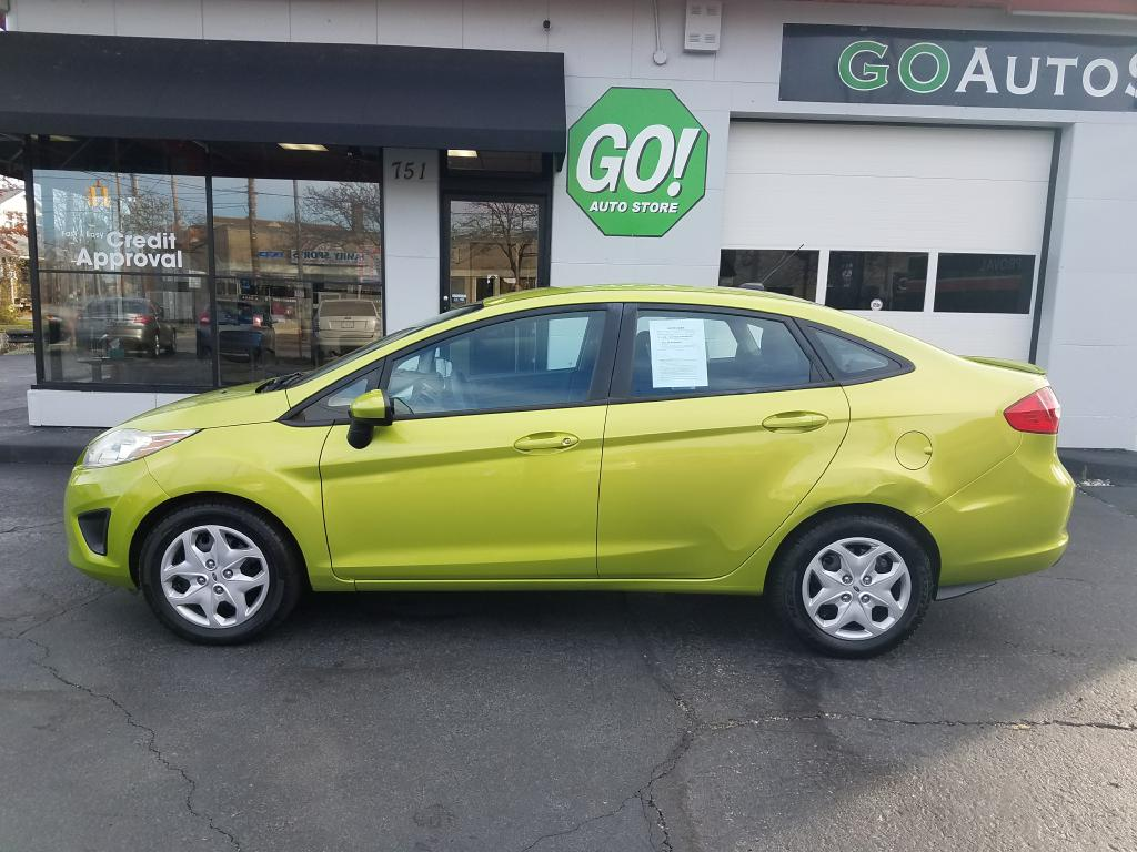 2012 FORD FIESTA **NO CREDIT REQUIRED** for sale at GO! Auto Store