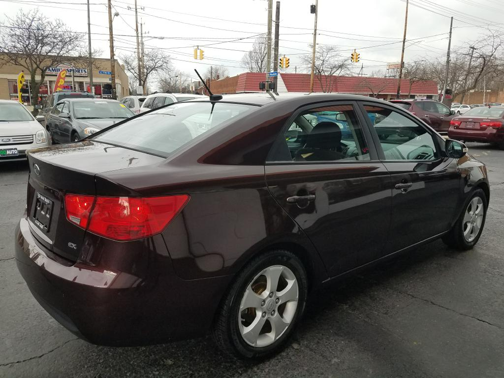 2010 KIA FORTE **ZERO DOWN BAD CREDIT** for sale at GO! Auto Store