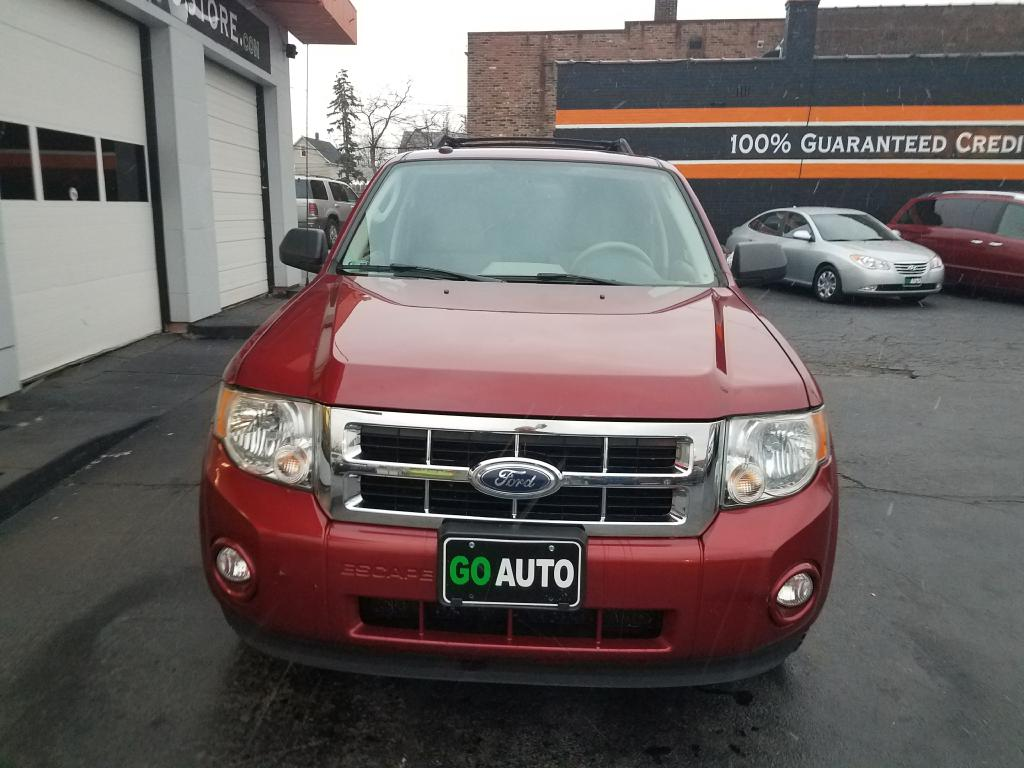 2012 FORD ESCAPE **NO CREDIT SCORE REQUIRED** for sale at GO! Auto Store