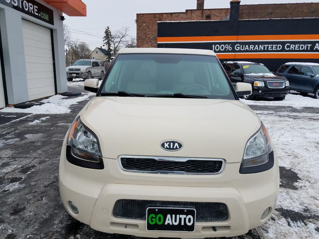 2011 KIA SOUL *NO CREDIT NEEDED* for sale at GO! Auto Store