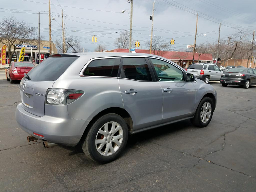 2009 MAZDA CX-7 *Zero Down Bad Credit OK** for sale at GO! Auto Store